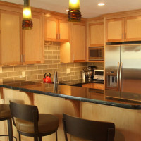Contemporary Kitchen Remodel in Durham NH