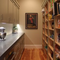 Rye NH Kitchen Pantry