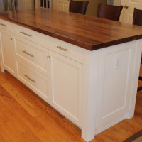 A Custom Kitchen Remodeling with Traditional Touch in Lee NH