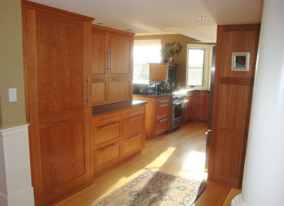 Full Kitchen Remodel Newcastle NH