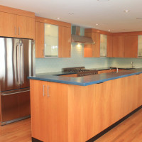 Modern Kitchen Designed in Portsmouth NH