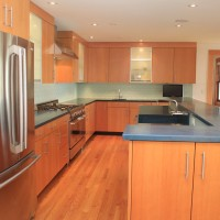 Custom Modern Styled Kitchen in Portsmouth NH