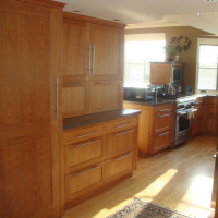 Full Remodeled Traditional Kitchen