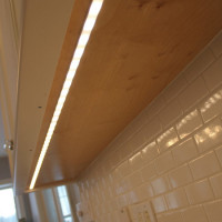 Custom Cabinetry Lighting in NH