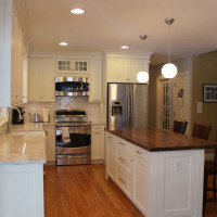 Traditional Kitchen Design in Lee NH